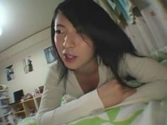 JDはめ撮り セフレの美人スレンダー大学生にカメラの前でバイブオナニーさ...