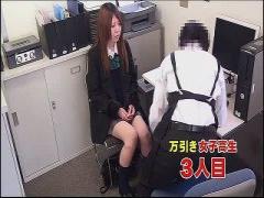 盗撮 万引きした女子校生を脅して無許可中出しをする店長の記録動画