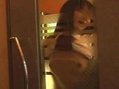 個人撮影 JK 流出 完全にヤバいやつ 思春期カップルがカラオケBOXでセック...