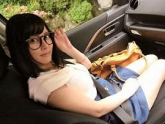 スレンダー美巨乳お姉さんと温泉旅行に行ってイチャラブSEX