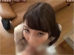 巨乳のお姉さん医催眠術をかけてフェラさせてみた結果ww香山美桜