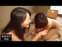 女優たち催眠の前後の表情を観察して楽しむ動画