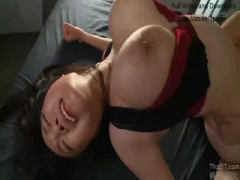 清楚なお姉さんがセクシー下着で潮吹きアクメ 巨乳 ハメ撮り女子大生