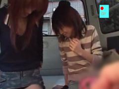 女子大生二人組みにリモバイを装着して買い物に行かせる! !