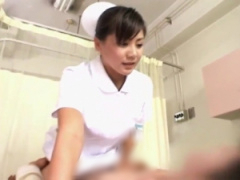 ナース 薬の投与だけでは不十分な患者さんには性交処置で膣内射精させて...