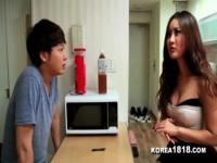 韓国人カップルの自宅エッチ個人撮影動画が流出しちゃってるンゴwww