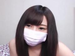ライブチャット動画 めちゃくちゃ可愛い黒髪清楚系美少女 むっちり 可愛い...