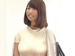 清楚な巨乳人妻がイキまくり! ! こんな快感初めてぇーー