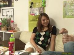 イケメンには柔和な笑顔を見せる元ヤン奥様なるみ 31歳