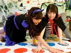 レズナンパ  素人美少女ふたり組をGET! 賞金50万円レズビアンミッションで...