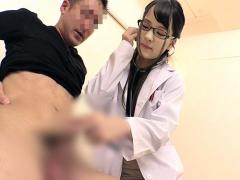 中折れに悩む男性を薬に頼らずお口とオマ◯コで治療する美人女医がコチラwww