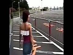 個人撮影 四十路 変態夫婦が野外露出⇒自宅でセックスしているプライベート...