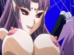 エロアニメ ショタっこ勇者が妖艶な女モンスターたちに逆レイプされまくる...