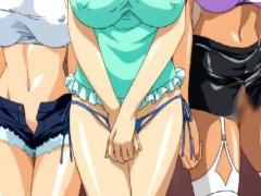 エロアニメ リゾート島にいる全ての痴女にどんな、えっちぃことをしても許...