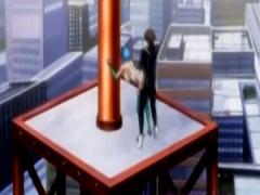 エロアニメ どこでセクロスしてんだよと突っ込みたくなるエクストリーム性...