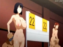 黒キ゛ャルVS白キ゛ャル! 痴女エッチ対決! 男達のザーメン射精ヌキヌキ最...
