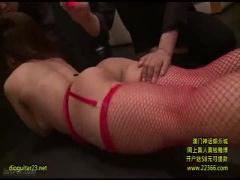 囚われの身となった女捜査官がクスリを注射され苦痛と快楽の拷問に泣き叫ぶ!