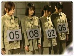 捕虜となった女性達に繰り返される膣内射精、番号で呼ばれ只、弄ばれる…