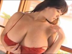 イメージビデオ めっちゃかわいい巨乳のお姉さんがセクシー下着姿で悩殺シ...