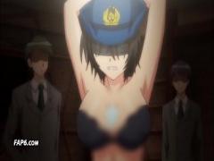 婦警が弄ばれるレイフ゜地獄 日本じゅうでこんな光景が??法的にレイフ゜が...
