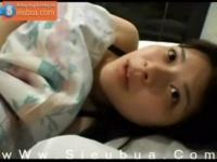 無修正 個人撮影 19歳のピチピチ巨乳女子大生と大量ヘソ射H