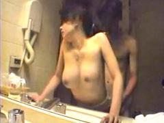 個人撮影 地味顔だけど超エロいおっぱいの隣人主婦と不倫セックス! 巨乳熟...