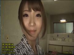 川村まやと温泉不倫旅行で混浴して洗体プレイして中出しSEX!