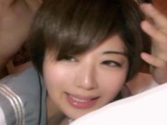 個人撮影 スレンダーボーイッシュな女子校生と円光セクロス!
