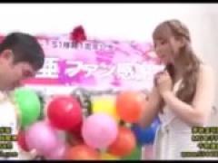 ついに来た素人参加のファン感謝祭企画! SKE48の頃から大好きでいてくれた...