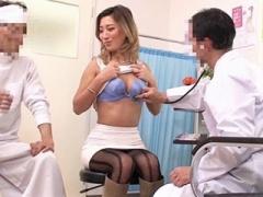 産婦人科検診  オラオラ系黒ギャルに媚薬を注入! イキってたギャルがチ○ポ...