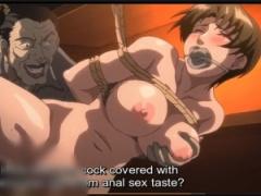 エロアニメ 妹のオナニー動画をネタにSM調○レイプされ、アナルも開発され...