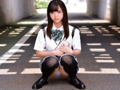 円光 美少女! スレンダーで可愛い制服美人JKが援助交際 女子校生が種付け...