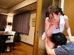 アラフィフ美巨乳妻が義弟に肉体関係を迫られ、NTR屈辱レイプされる! !