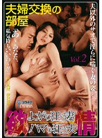 夫婦交換の部屋 欲情 よがり狂う妻/ハマリ狂う夫 Vol.2