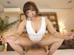爆乳痴女ママが甘やかし淫語責め騎乗位セックス!