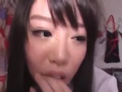女モノの下着を付けた変態おっさん二人に玩具扱いされてしまう浜崎真緒! ...