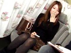 人妻軟派 中出し セレブ 渋谷で意識調査と騙して清楚で綺麗な素人人妻さん...