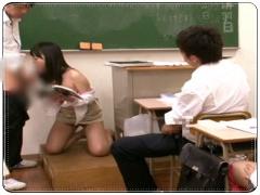 パラレルワールド、こんな世界があるのかも?授業中のセックスOK 職員室で...