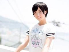 ほぼ処女! ボーイッシュな美少女がイケメンのプロ男優と初撮りプレイ!