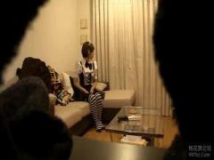 素人ナンパ企画 日本で観光する超可愛いフランス人メイドお姉さんを発掘。...