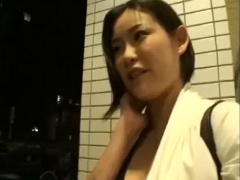 人妻ナンパ 仕事帰りの素人奥さまをGETしてホテルで無断中出しセックス! ...