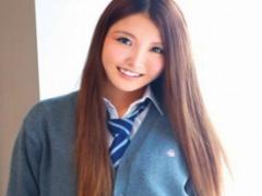 都会育ちのイマドキ女子校生が円光! ホテルで中年オヤジのチンポをイラマ...