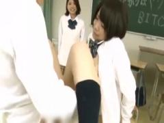 """いっやーーーーゆるしてぇ~~! JK""""稲村ひかり""""…クライメイトのイカ臭いチ..."""