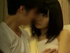 清純美乳女子大生の姉が童貞弟と禁断の中出し近親相姦!
