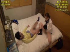 JKナンパ 渋谷をぶらつく女子校生をラブホに連れ込み小さく可愛いミニ膣に...