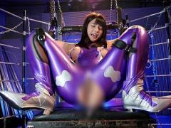 ヒロインエロ動画 上原亜衣が人気アニメの主役になりきって性技を披露!