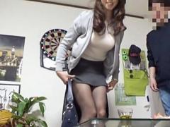 人妻ナンパ イケメンが口説き落とした巨乳妻を盗撮部屋に連れ込み…欲求不...