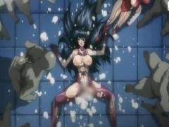 エロアニメ タイマニンの屈辱シーン精神崩壊するまでレイフ゜がデフォのゲ...