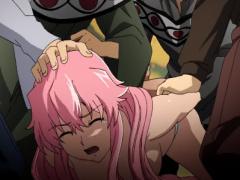 乳首解禁の由乃レイプシーン 弱みを握られた女の子が集団レイプで処女を狙...