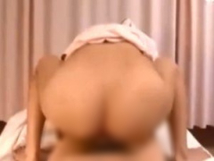 美少女ナースさんが夜勤で性処理セックス! スパイダー騎乗位で杭打ち高速...